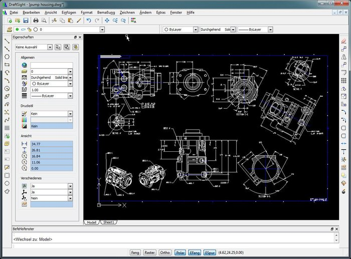 Top 4 best best alternatives to AutoCAD