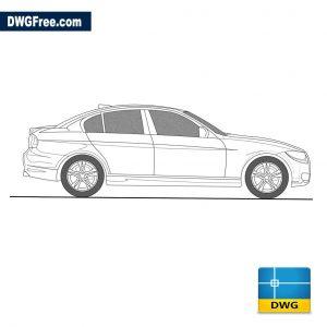 BMW  316D 2010