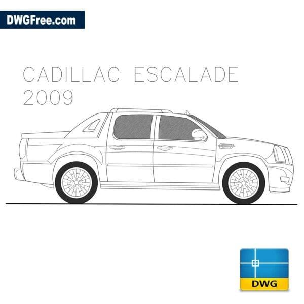 CADILLAC-ESCALADE-2009-dwg