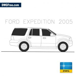 Ford Expedition 2005 dwg