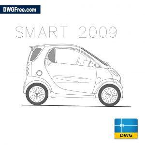 Smart 2009 dwg