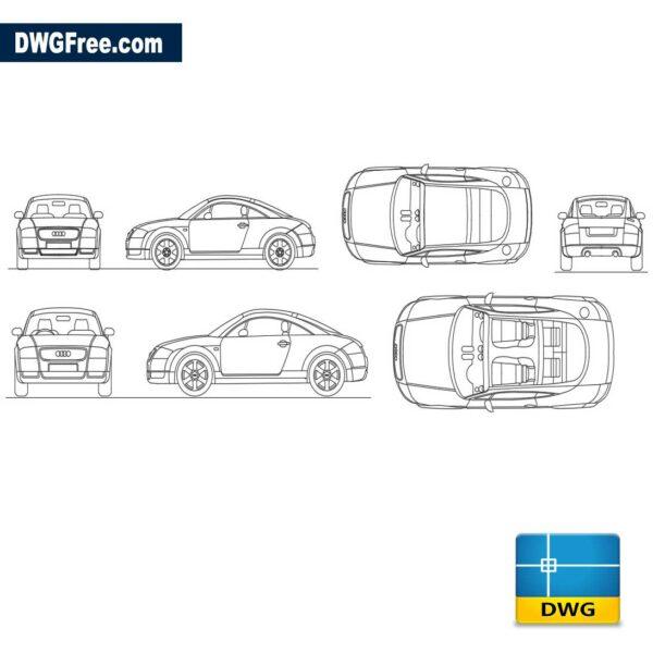 Audi-TT-dwg