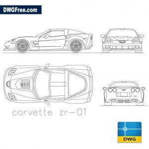 Corvette ZR-01