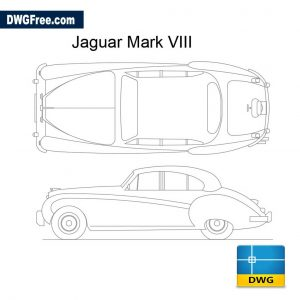 Jaguar Mark Vll 1957
