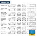 top-cars-2019-cad-dwg-autocad