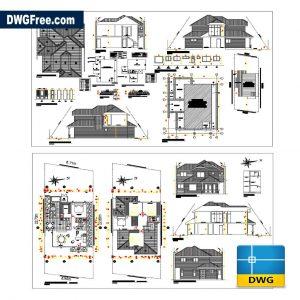 House 2 Floors 400 m2