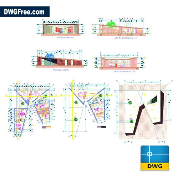 House-Cadaval-Sola-Morales-dwg-drawing