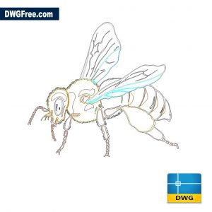 Bees DWG