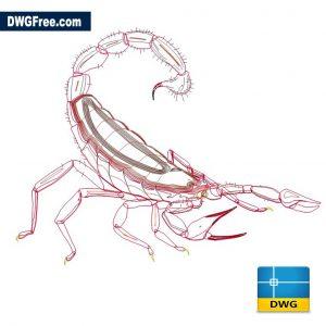 Scorpion DWG
