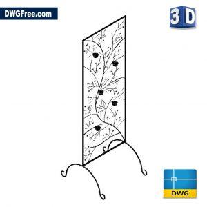 Decorative Screen 3D