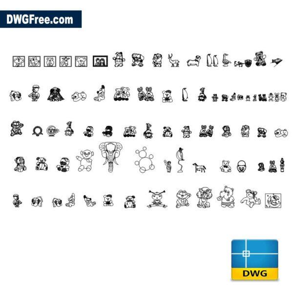 Toys-Cads-Blocks-dwg