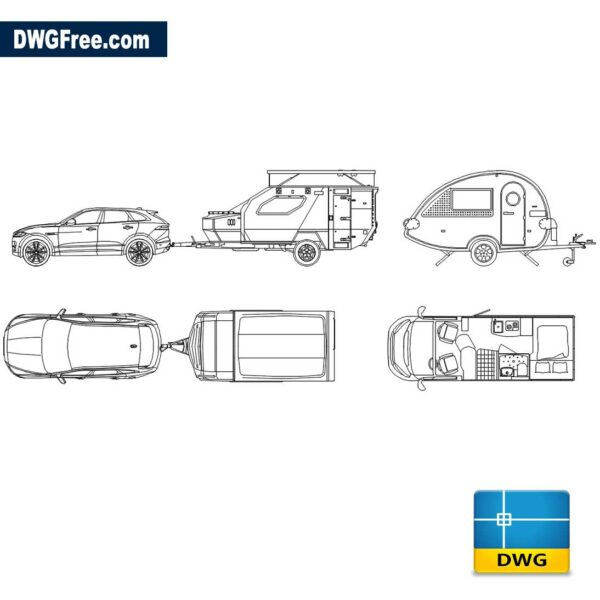 Caravan Detail Drawings