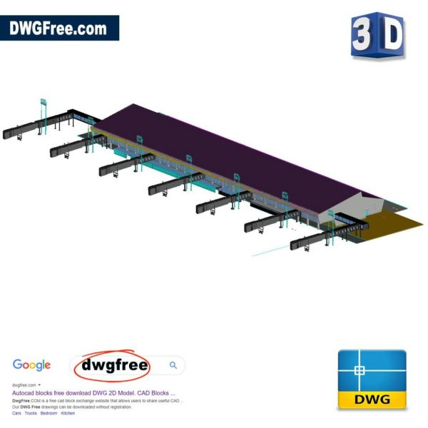 Airport-3D-Autocad-drawing-blocks