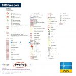 Architecture-general-notes-sheets-dwg-autocad-2d-free