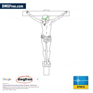 Christ 2D DWG CAD for Architect