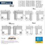 Finlandia Sauna CAD DWG Blocks
