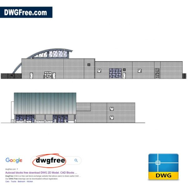 Modern-Building-Design-2D-CAD-Blocks