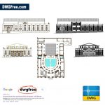 Theater-Reshaping-Project-cad-dwg-free