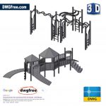 Children-3D-Big-Park-Dwg-Download-free-cad