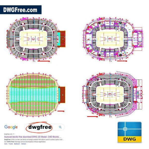 Coliseum-closed-dwg-blocks-cad
