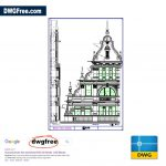 Mosque-Detail-Dwg-drawing-cad-free