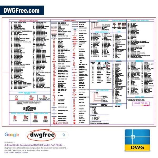Symbols-library-CAD-dwg-Block