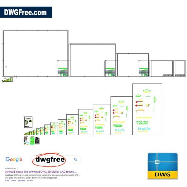 1-Sheet-format-DWG-in-AutoCAD