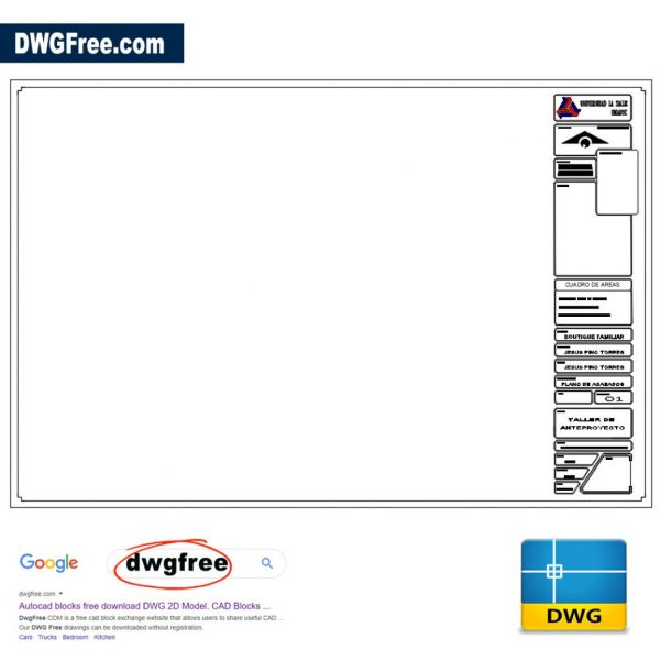 Foot-of-plane-configured-double-letter-dwg-in-autocad