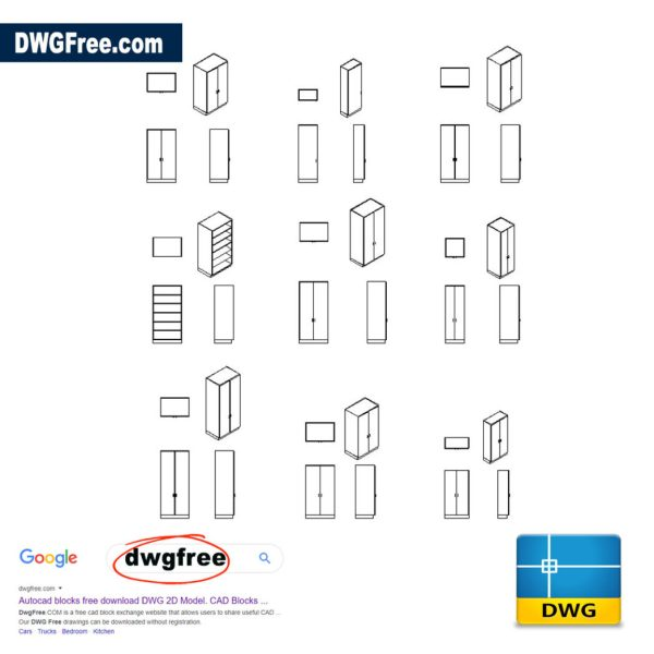 Tall-Cabinet-cad-blocks-in-dwg-file